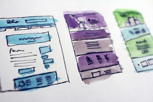 Digital marketing - Create a website